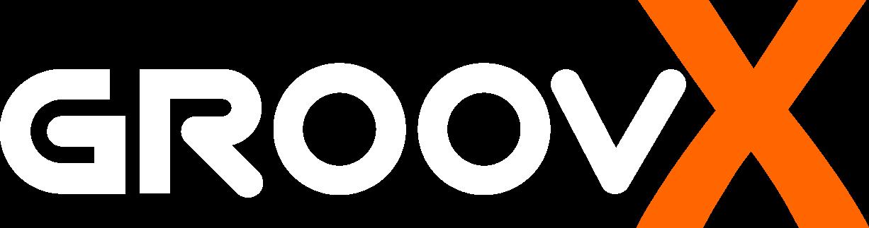 GroovX Fitness logo